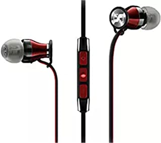 Sennheiser Momentum In-Ear (Android version) - Black Red [並行輸入品]