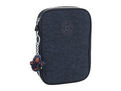 Kipling 100 Pens Case (Blue) Travel Pouch