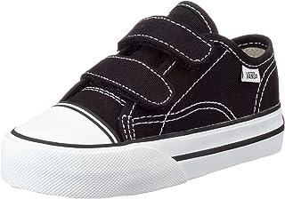 Vans Unisex Child Big School - Black - 6