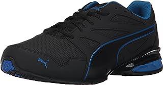 Puma彪马男士Tazon现代SL FM运动鞋 Puma Black-lapis Blue 13 D(M) US