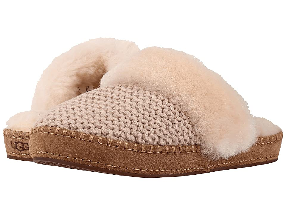UGG Aira Knit (Cream) Women