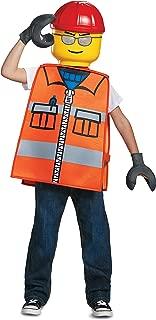 LEGO Construction Worker Basic Child Costume