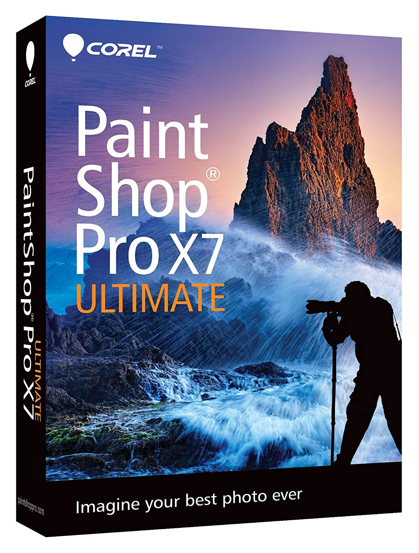 Corel Paintshop Pro X7 Ultimate Pack For Sale