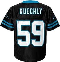 Luke Kuechly Carolina Panthers Black Home Player Jersey Youth