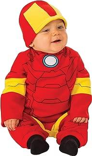 Baby's Marvel Iron Man Romper