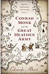 Conrad Monk and the Great Heathen Army Kindle Edition