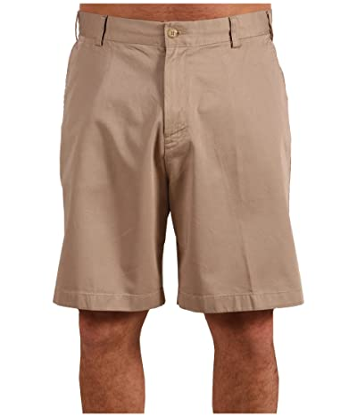 Nautica Big & Tall Deck Short (True Khaki) Men
