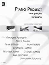 Piano Project: New Contemporary Pieces for the Stage and Instrumental Lessons