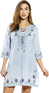 Swimsuit Cover Up Tunic Resort Wear
