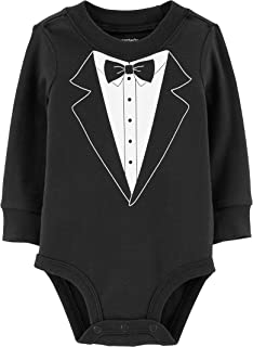 Carter's Baby Boys Long-Sleeve Bodysuits