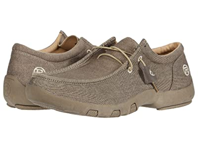 Roper Chillin (Tan Stretch Fabric Upper) Men
