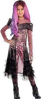 Party City Audrey Halloween Costume for Girls, Descendants 3, Medium, Includes Accessories
