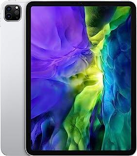 Apple iPad Pro (11-inch, Wi-Fi, 128GB) - Silver (2nd Generation)