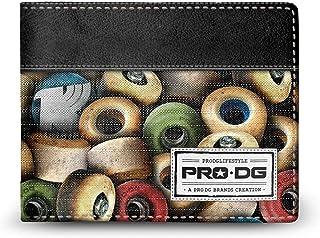 12 cm Multicolour PRODG WalletUrban Memphis Business Card Case