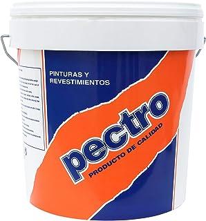 Pintura antimoho blanco mate interior exterior Pectro   Pintura plástica concebida para combatir la aparición de moho (5 KG)