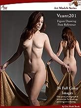 Art Models Vaunt201: Figure Drawing Pose Reference (Art Models Poses) (English Edition)