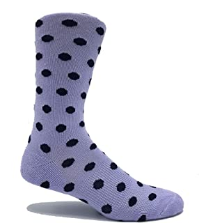 Performance Dress Socks with Running Sock Technology. Manufactured in USA. Black/Teal/Gray