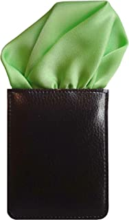 ポケットチーフ (フィックスポン) FixPon パッフド2 メンズ 無地 全12色