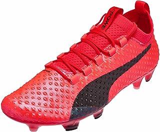 separation shoes abfb9 f4b46 PUMA Mens Evopower Vigor 3D 1 FG Soccer Shoe