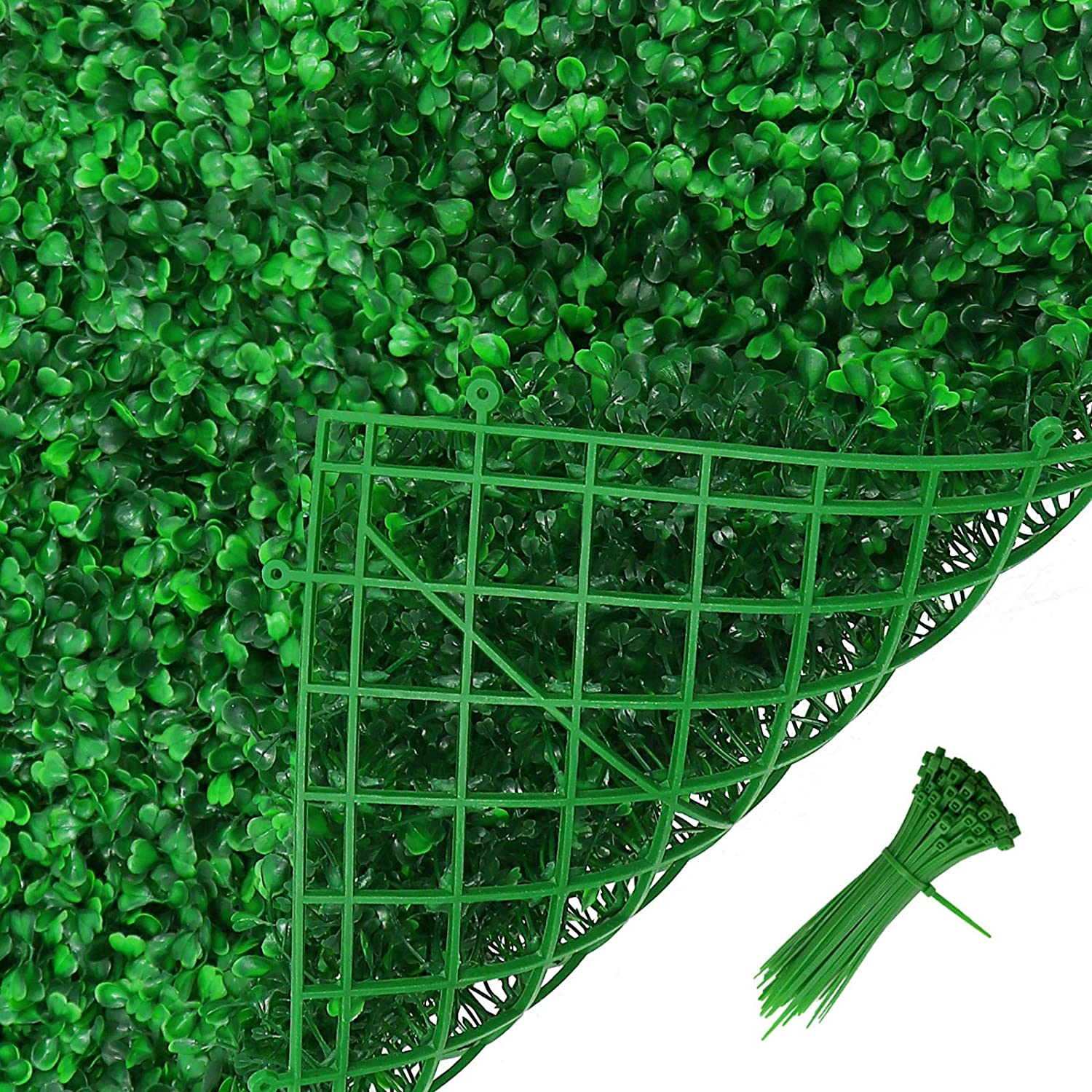 Artificial Boxwood Panels - 24 x Faux Inch Challenge the lowest price of Limited time cheap sale Japan ☆ Wall 16 Hedge