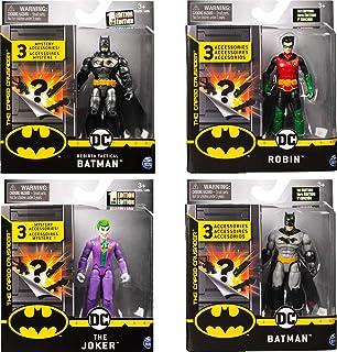 Batman Figura de acción 10 cm, ¡Descubre Que Personaje Sor