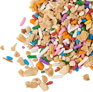 TableTop King Dutch Treat Twinkle Nut Crunch Candy Ice Cream Topping - 10 lb.