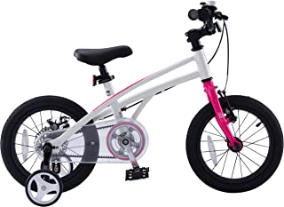 RoyalBaby H2 Super light Alloy Kids Bikes in 14, 16, and 18 inch sizes