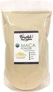 Beautiful Love Organics Maca Raw Organic, 2 lb (32 Ounce)
