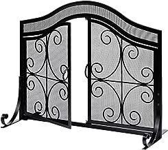 Best fireplace screen or glass doors Reviews