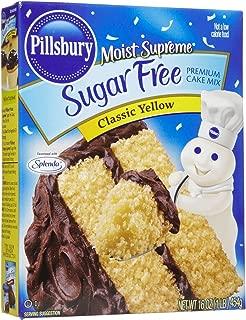 Pillsbury Sugar Free Yellow Cake Mix - 16 oz