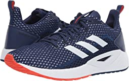 Dark Blue/Footwear White/Active Orange
