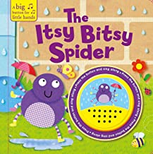 The Itsy Bitsy Spider (A Big Button for Little Hands Sound Book)