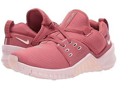 Nike Free Metcon 2 (Light Redwood/Echo Pink) Women