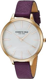 كينيث كول نيويورك ساعة للنساء جلد KC15056002