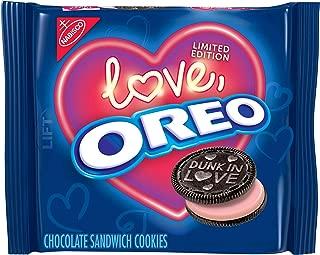 Oreo Seasonal Love Cookies, 10.7 Oz