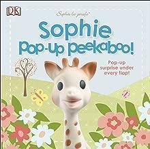Sophie la girafe: Pop-Up Peekaboo Sophie!: Pop-Up Surprise Under Every Flap!
