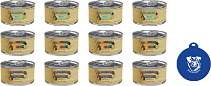 Hound & Gatos Grain Free Cat Food Pate in 3 Flavors: (4) 98