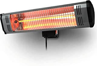 Heat Storm Tradesman Outdoor Infrared Heater - 1500 Watts - IP35 Rated - Maintenance Free - Silent Directional Heating