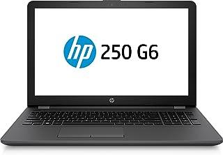 اتش بي 250 G6 لاب توب -انتل سيليرون N3060، شاشة 15.6 انش اتش دي، 500 جيجا، 4 جيجا، كيبورد انجليزي، دوس، رمادي