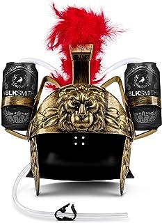 BLKSMITH Beer Helmet | Drinking Hat | Beer Accessories | Dri