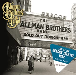 Play All Night: Live at the Beacon Theater
