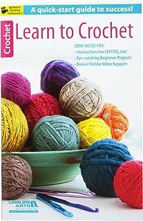 Leisure Arts Leisure Arts-Learn To Crochet