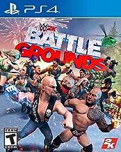 WWE 2K Games Battlegrounds - PlayStation 4 Standard Edition