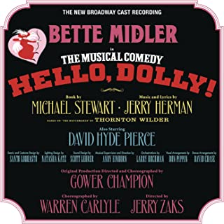 hello dolly broadway 1964