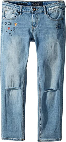 Marlin Jeans in Tori Wash (Big Kids)