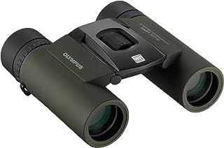 OLYMPUS 双眼鏡 8x25 小型軽量 防水 グリーン 8X25WP II GRN