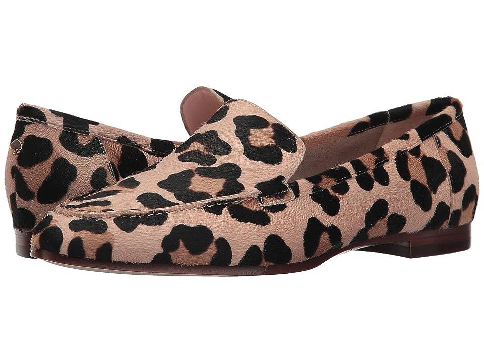 Kate Spade New York Carima (Blush/Fawn Leopard Haircalf) Women
