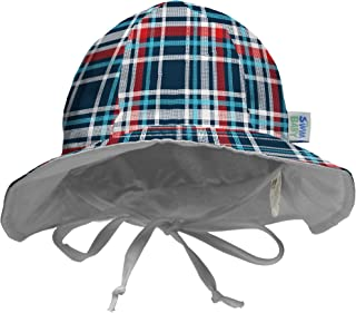 My Swim Baby Sun Hat for Boys or Girls, Multi, 0 to 6 Months, Small