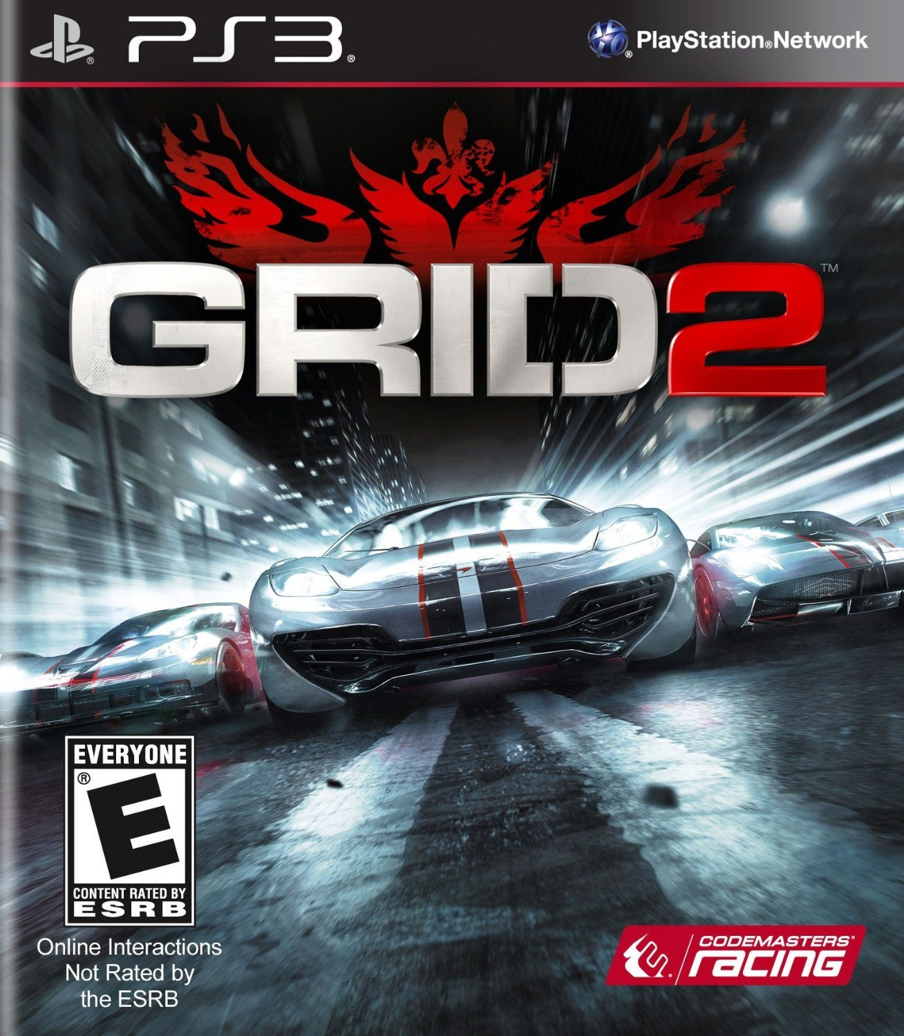 sold out GRID 2 - Playstation Fresno Mall 3