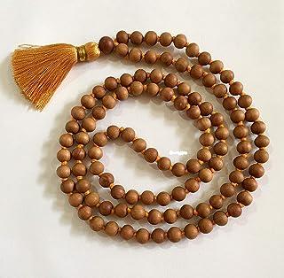 10 Strands 108PCS 8mm Indonesia Tiger Skin Sandalwood Prayer Buddha Mala Meditation Beads Round Loose Beads LOT 90182709-398 x10